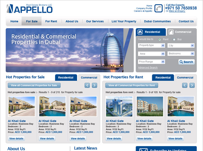 Appello Real Estate