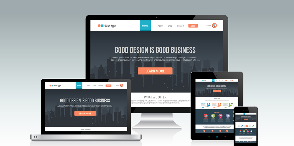 What Are Responsive Web Designs?